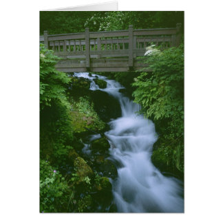 Bridge To Tranquillity Card