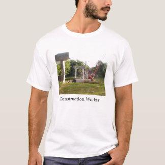 Bridge Work; Construction Worker T-Shirt