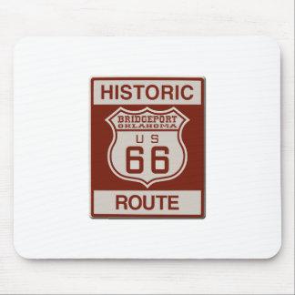 BRIDGEPORT66 MOUSE PAD