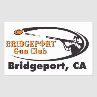 Bridgeport Gun Club Stickers