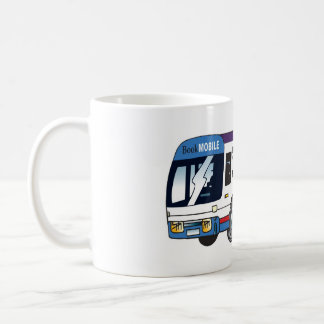 Bridgeport Public Library BookMobile Mug