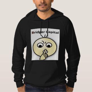 Bridger Capital...Shh (Black Hoodie) Hoodie