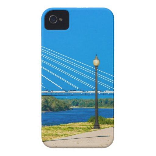 Bridges iPhone 4 Case-Mate Case