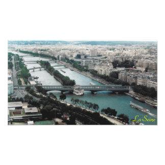Bridges over the River Seine Photo Art