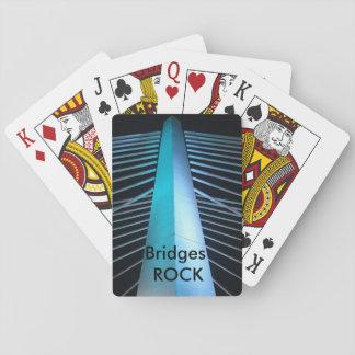 Bridges ROCK Playing Cards
