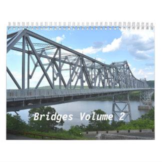 Bridges Volume 2 Calendar