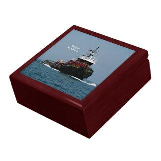 Bridget McAllister keepsake box