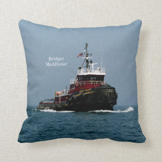 Bridget McAllister square pillow