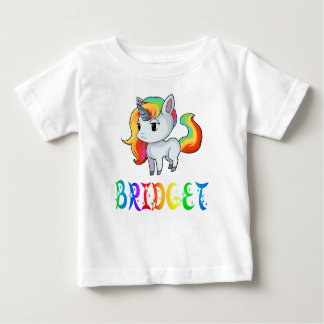 Bridget Unicorn Baby T-Shirt
