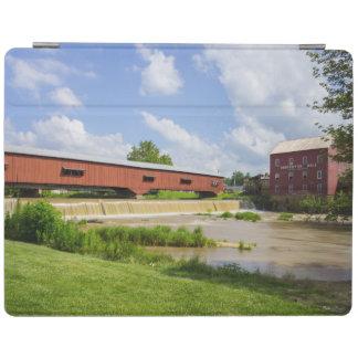 Bridgeton Bridge And Mill iPad Cover