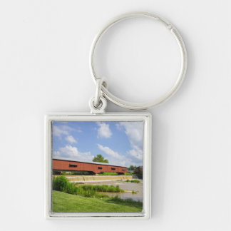Bridgeton Bridge And Mill Key Ring