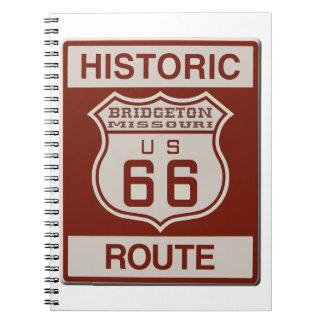 BRIDGETONMO66 NOTEBOOK