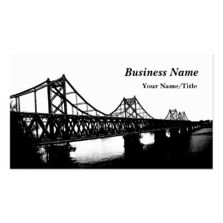 Bridging You And Me Business Card