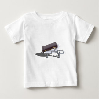 BriefcaseOnGurney111311 Baby T-Shirt