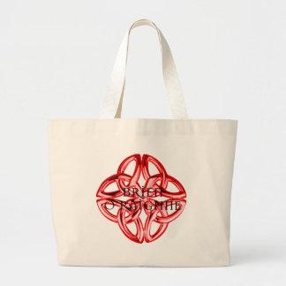 Brien O'Raighne Celtic Knot Logo Bag