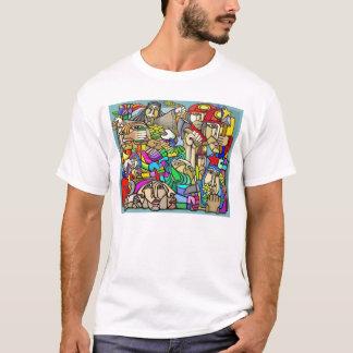 Brigada Muralista Ramona Parra - Chile T-Shirt