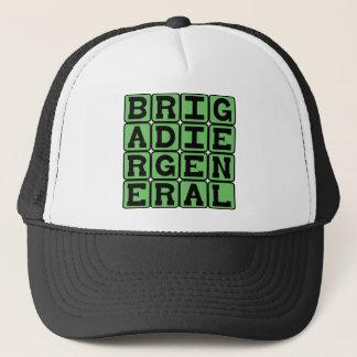 Brigadier General, Military Leader Trucker Hat
