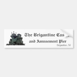 Brigantine Castle Bumper Sticker