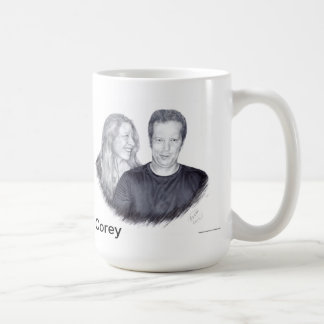 Briget and Corey's Coffee Mug