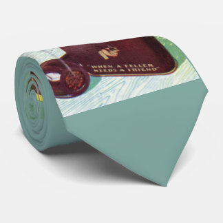 Briggs pipe mixture pipe tobacco tie