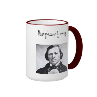 Brigham Young* Mug