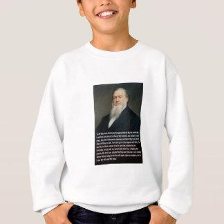 Brigham Young on Guns Sweatshirt