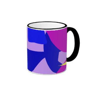 Bright 8 ringer mug