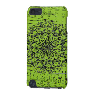 Bright Abstract Green Case