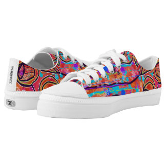 Bright Abstract Shoes
