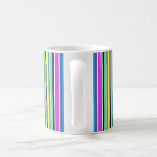 Bright and Bold Striped 325 ml Classic Mug