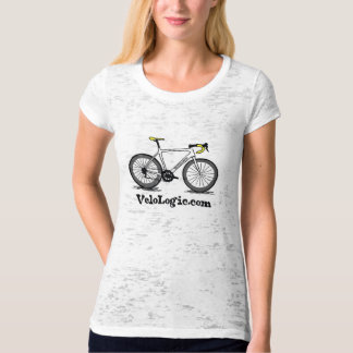 Bright and Cheerful Cycling Design T-Shirt