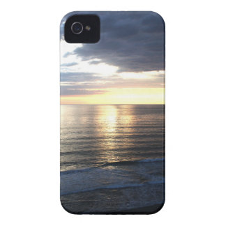 Bright and Colorful Sunset iPhone 4 Covers