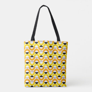 Bright and Fun Tote Bag.