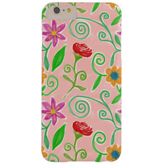 Bright and Lively Colorful Floral iPhone Case