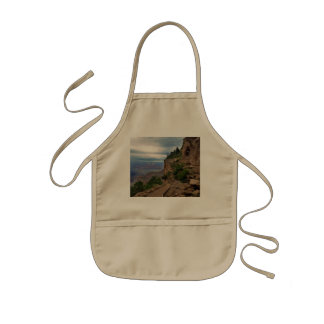 Bright Angel Trail Grand Canyon National Park Kids Apron