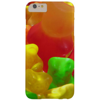 "bright ""any occasion"" blank fun happy ""gummy bear"" barely there iPhone 6 plus case"