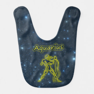 Bright Aquarius Bib
