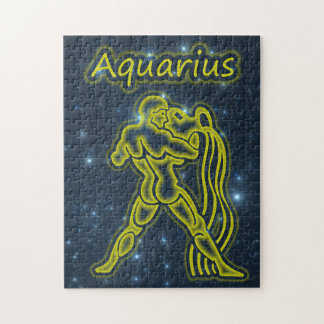 Bright Aquarius Jigsaw Puzzle
