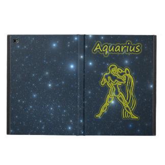 Bright Aquarius Powis iPad Air 2 Case