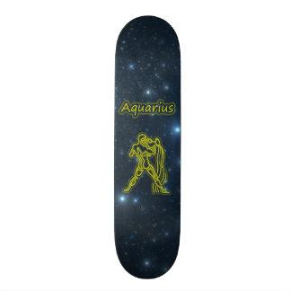 Bright Aquarius Skateboard