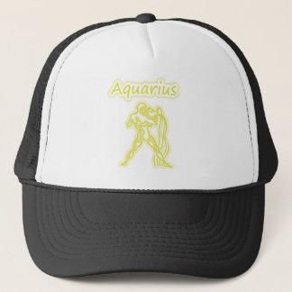Bright Aquarius Trucker Hat
