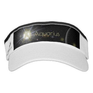 Bright Aquarius Visor
