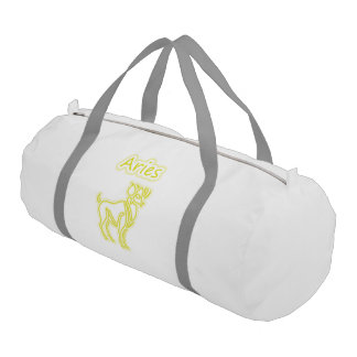 Bright Aries Gym Bag