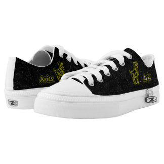 Bright Aries Low Tops