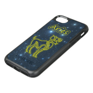 Bright Aries OtterBox Symmetry iPhone 7 Case