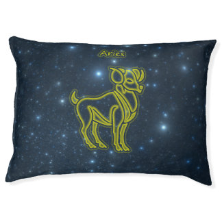 Bright Aries Pet Bed