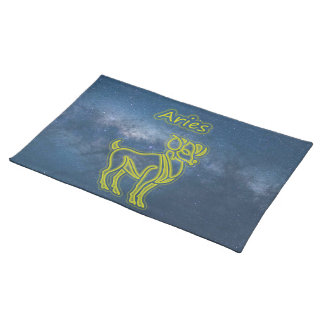 Bright Aries Placemat