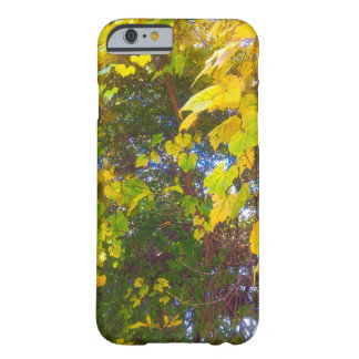 Bright Autumn Barely There iPhone 6 Case