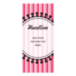 Bright Awnings Pink Rack Cards