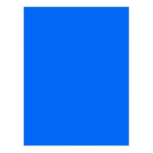 Bright Blue Medium Hanukkah Chanukah Hanukah Postcards